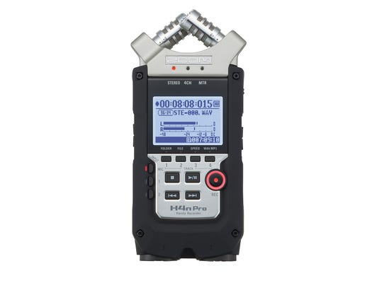Zoom H4nPRO Digital Recorder