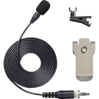 Zoom FXZ159 Lavalier Microphone Package for F1, APF-1