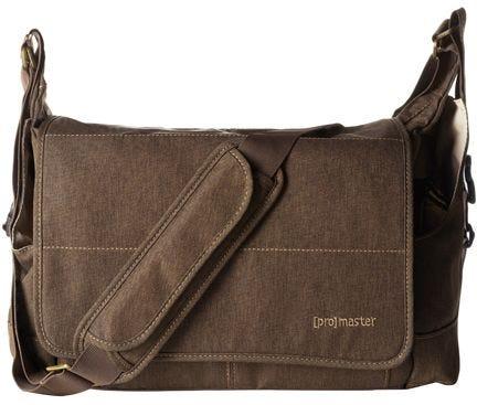 ProMaster Cityscape 140 Hazelnut Brown Courier Bag