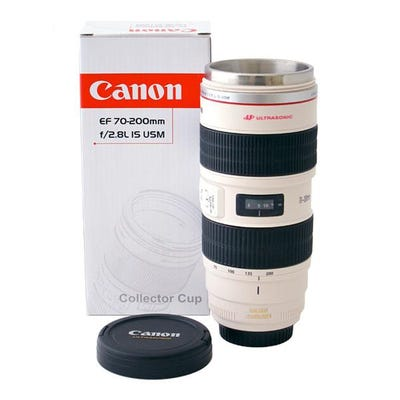 Replica Canon 70-200mm f2.8L IS USM Coffee Cup