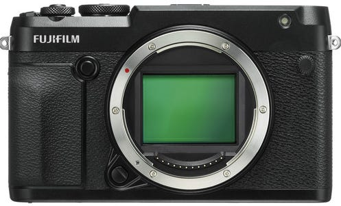 FujiFilm GFX 50R Body Medium Format Mirrorless Camera