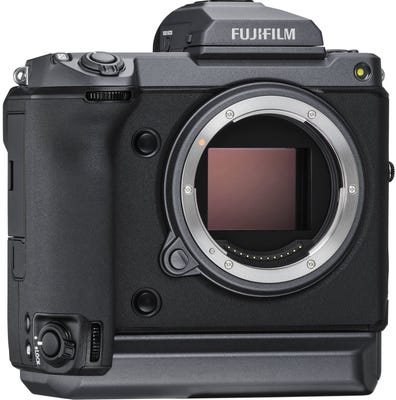 FujiFilm GFX 100 Body Medium Format Mirrorless Camera