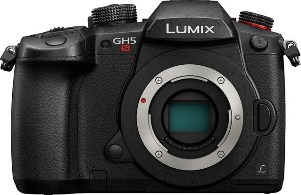 Panasonic GH5S Body Compact System Camera