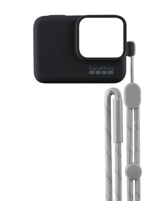 GoPro Sleeve & Lanyard - Black (HERO7/6/5)