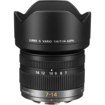 Panasonic Lumix G Vario 7-14mm f/4.0 ASPH Lens