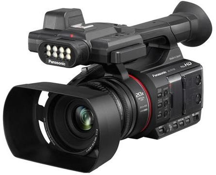 Panasonic HC-PV100 Semi-Pro HD Digital Video Camera