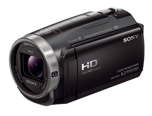 Sony HDR-CX625 HD Handycam Digital Video Camera