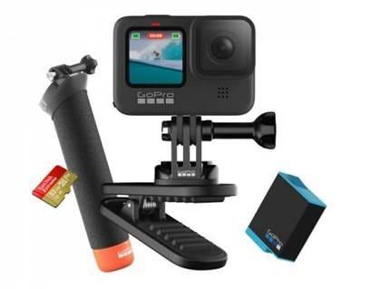 GoPro HERO9 Black - Bundle