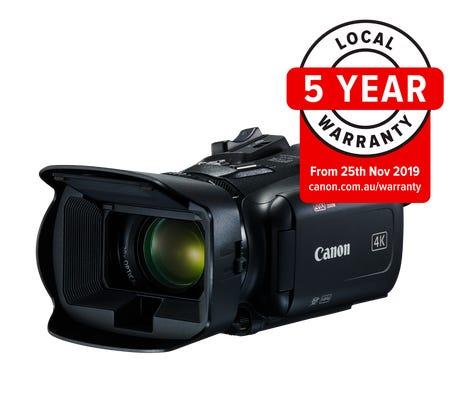 "Canon Legria HFG50 Enthusiast Digital Video Camera 1/2.3"" Sensor"