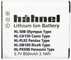 Hahnel D-Li92 850mAh 3.7V Battery for Pentax