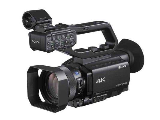 Sony HXRNX80 Compact NXCAM Type 1.0 Exmor Sensor Digital Video Camera