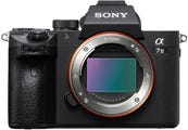 Sony A7 III Compact System Camera (Body Only)