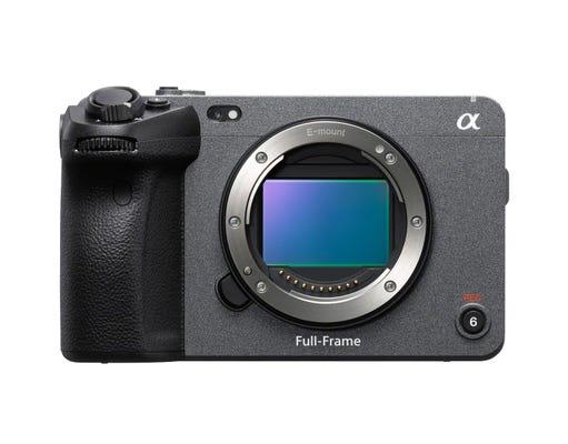 Sony Cinema Line FX3 Full Frame E-Mount Video Camera