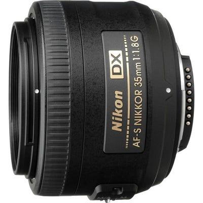 Nikon AF-S DX 35mm f/1.8G Lens