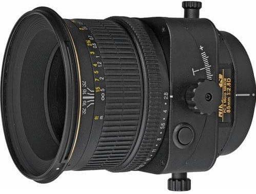 Nikon 85mm f2.8D PC-E Micro Tilt-Shift Lens