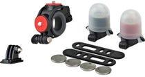 Joby Action Bike Mount & Light Pack for GoPro & Action Cameras