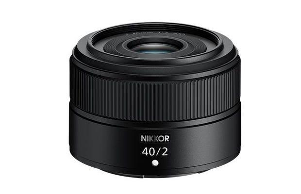 Nikon Nikkor Z 40mm f/2 Prime Lens