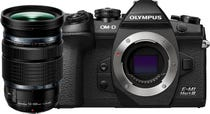 Olympus OM-D E-M1 Mark III Black Body Only Compact System with 12-100mm F4.0 Pro Lens