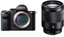 Sony A7R A III Body w/24-70mm Zoom Lens Compact System Camera