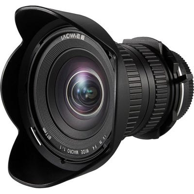 Laowa 15mm f/4 1:1 Wide Angle Lens with Shift - Sony A