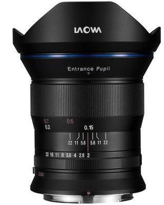Laowa 15mm f/2 Zero-D Lens - Nikon Z