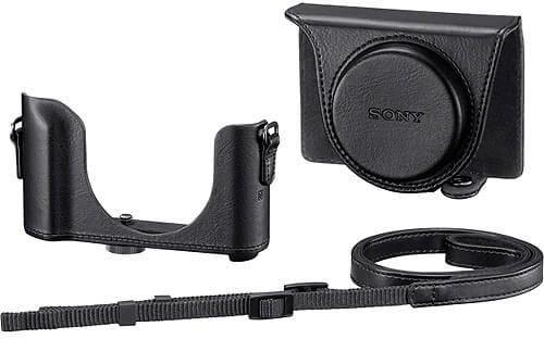 Sony LCJHWAB Case for HX90V