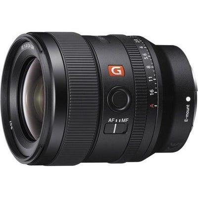 Sony FE 24mm f/1.4 GM Prime Lens
