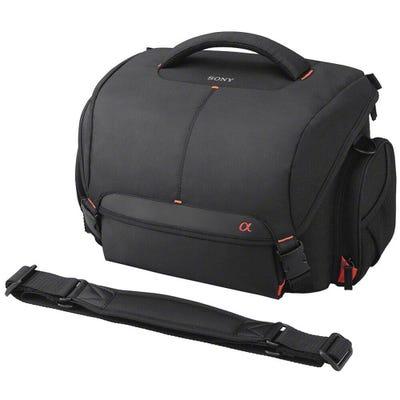 Sony Alpha Medium Black Bag