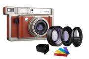 Lomography Lomo'Instant Wide Camera, 2 Lenses & Splitzer - Central Park