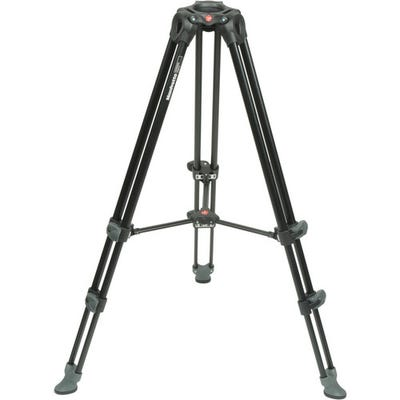 Manfrotto MVT502AM Video Tripod Kit w/ Fluid Video Head includes Carry Bag