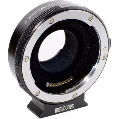 Metabones Canon EF to Micro Four Thirds T Adapter - (MB_EF-m43-BT2)