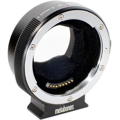 Metabones Canon EF to Sony E-Mount T Smart Adapter (Mark IV) - (MB_EF-E-BT5)