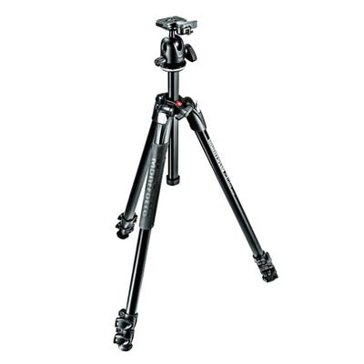 Manfrotto MK290XTA3-BH 3 Section - Tripod Kit with Ball Head