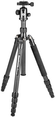 Manfrotto Element Carbon Fiber - BIG Tripod Kit with Ball Head
