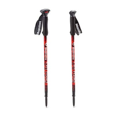 Manfrotto Off Road Monopod - Red Hiking Stick
