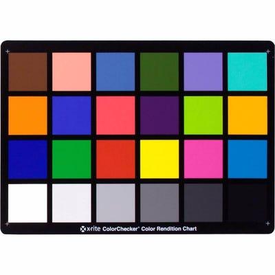 X-Rite ColorChecker 24 Classic Card