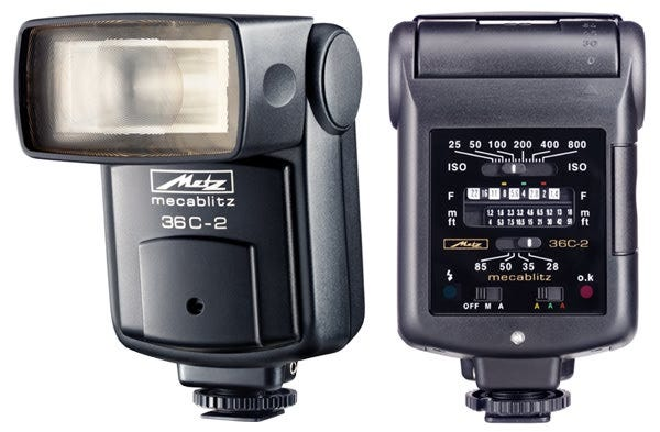 Metz Mecablitz 36 C-2 Flashgun - Universal