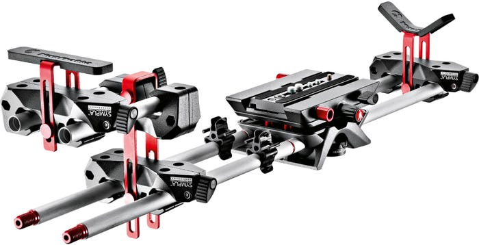 Manfrotto Sympla MVA513WK Long Lens Support System
