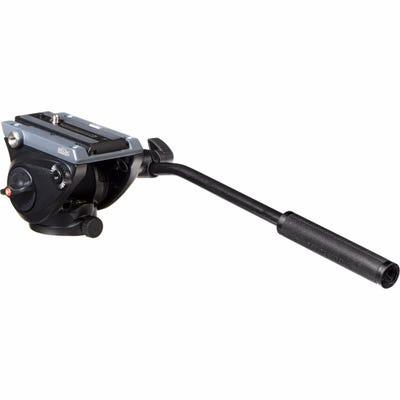 Manfrotto MVH500AH Fluid Video Head - Flat Base