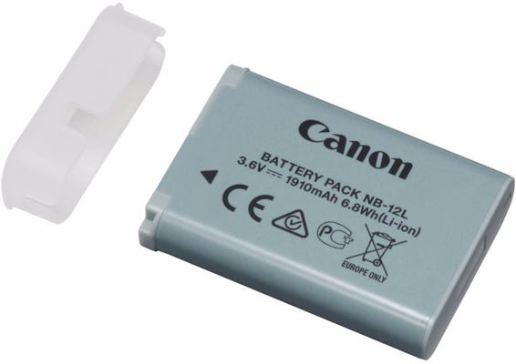 Canon NB12L Battery Pack