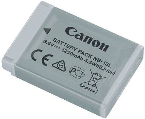 Canon NB13L Battery