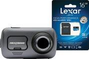 Nextbase 622GW Dash Cam w/BONUS Lexar 16GB MicroSDHC High Performance Memory Card