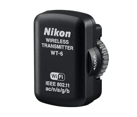 Nikon WT-6 Wireless Transmitter for D5