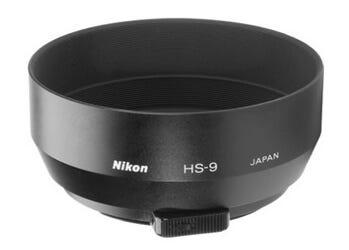 Nikon HS-9 52mm Snap-on Lens Hood