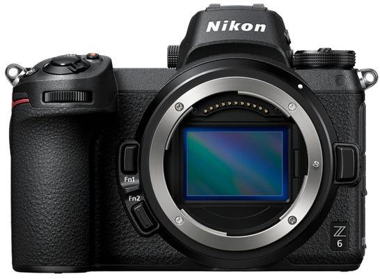 Nikon Z 6 Full Frame Mirrorless Camera (Body Only)