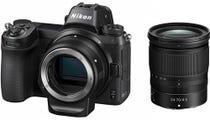 Nikon Z7 w/ Nikkor Z 24-70mm f/4 S & Mount Adapter FTZ - Full Frame Mirrorless Camera