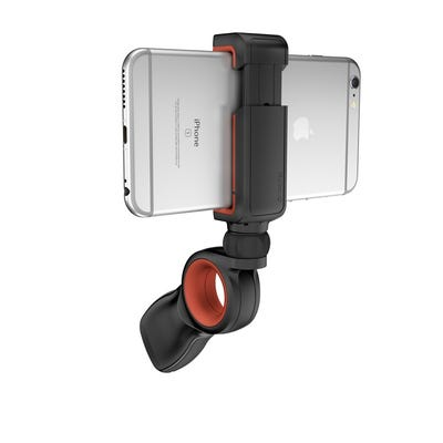 Olloclip PIVOT Mobile Grip Red/Black