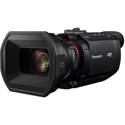 Panasonic X1500 4K Semi-Pro Digital Video Camera