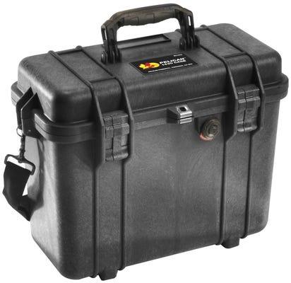 Pelican 1430 Black Case with Foam