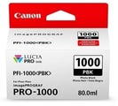 Canon PFI1000PBK Black Ink Tank